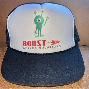 True Trucker Hat Boost -mesh back 1 size fits most